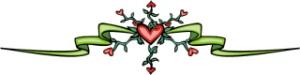divider - heart