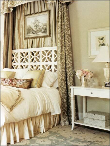 Beautiful Romantic Bedrooms: Freebie Friday: Master Bedroom Redux Trois