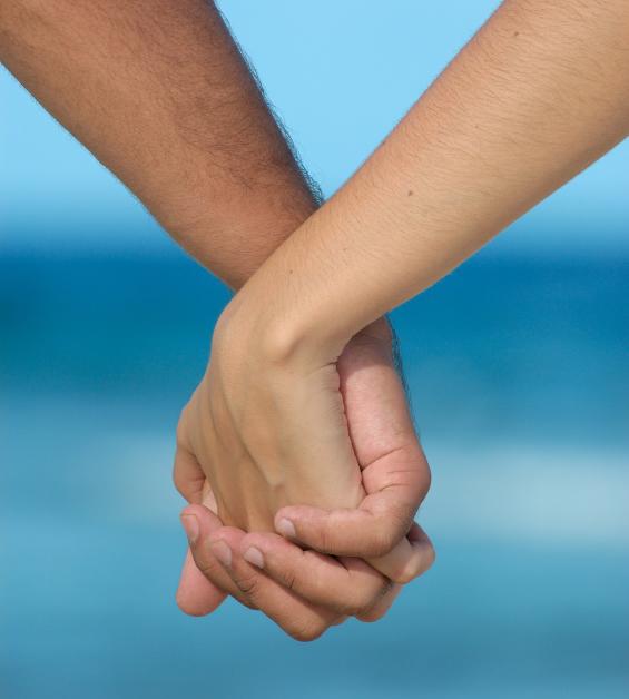 Taking Hands