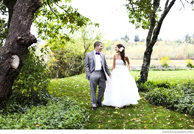 Newlyweds: Jefferson and Alyssa Bethke