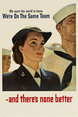 Image Credit: U.S. Navy poster from 1943