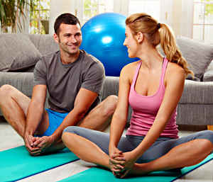 couple-stretching-yoga-art