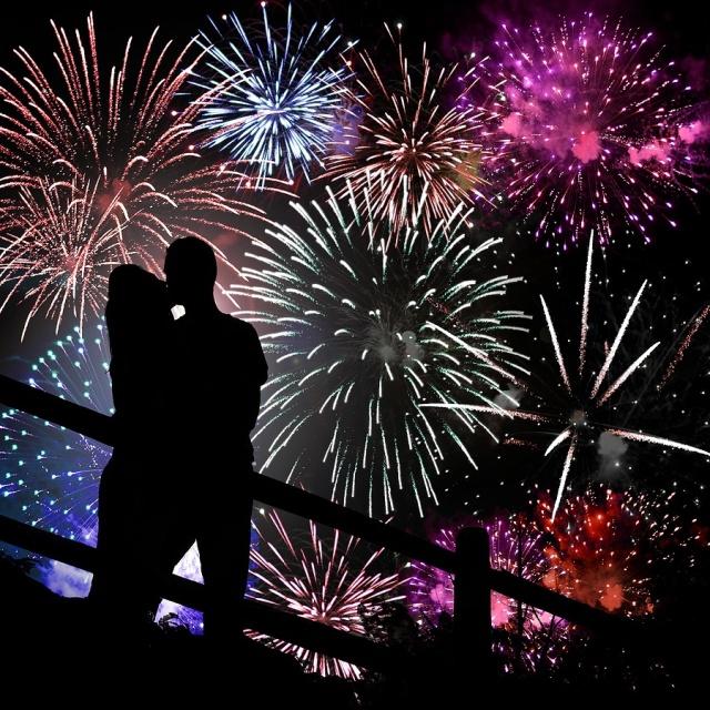 bigstock-Fireworks-Silhouette-8234189