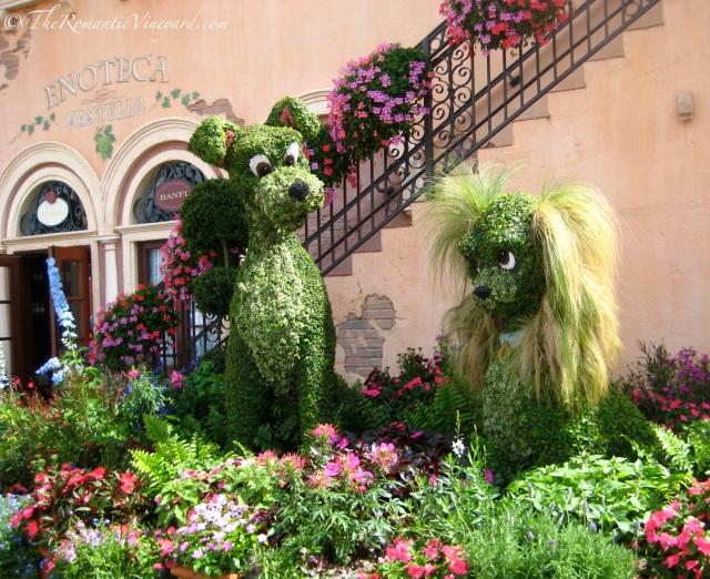 Epcot's Annual Flower & Garden Festival