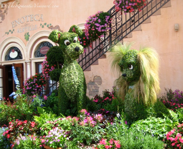 Epcot's Annual Flower & Garden Festival, Orlando, FL