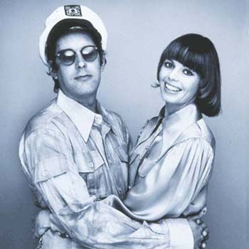 Captain & Tennille Singlr SleeveShot at My Panorama City Home-Studio