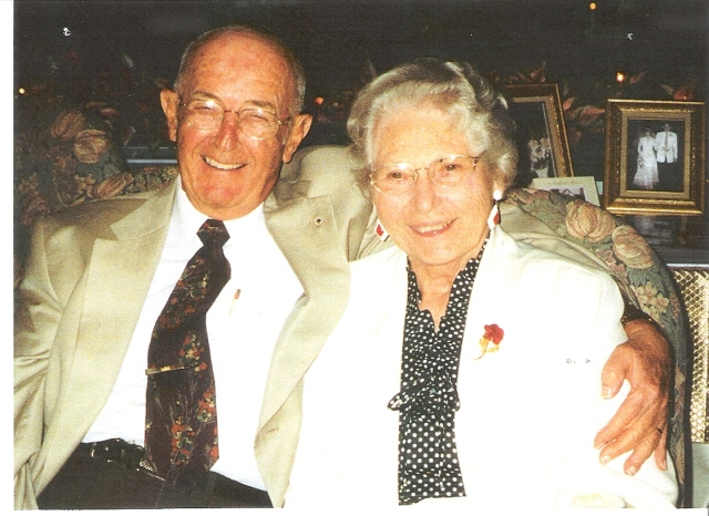 Stan and Lee Gray - my parents whom I miss so much!