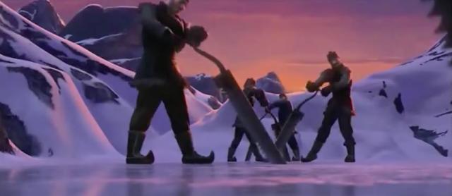 Photo Credit: Walt Disney World's Frozen