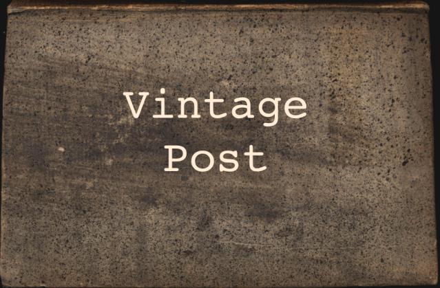 Vintage Post