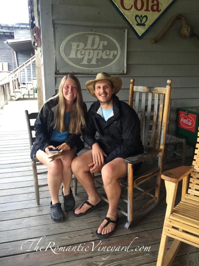 Jake and Rachel