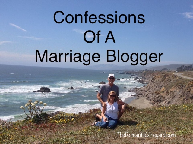 I have a confession to make. As a marriage blogger for the past decade, my husband and I have heard countless ways our blog has been an encouragement to couples. Some we know and some we have yet to meet. We love knowing that The Romantic Vineyard has made a small impact on marriages around the globe.