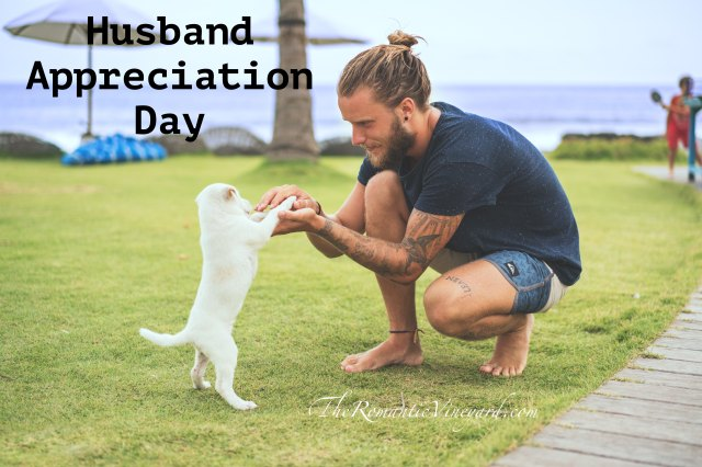 Husband Appreciation Day for Husbands without children.