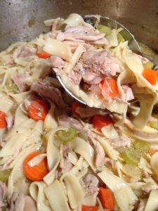Best Ever Chicken Noodle Soup recipe