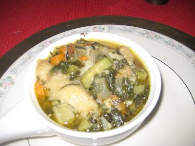 Ribollita - Italian Vegetable Soup recipe
