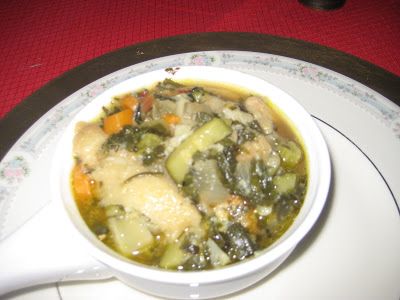Ribollita - Italian Vegetable Soup recipe