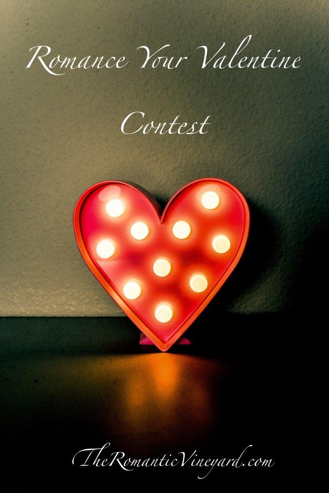 Romance Your Valentine Contest